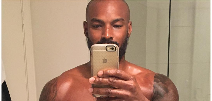 Snowed In? Tyson Beckford's Bulge Will Keep You Warm