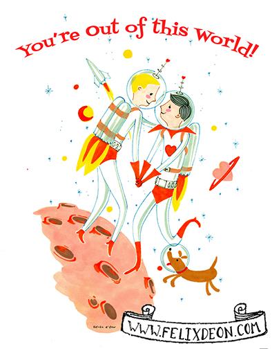 queer valentines felix 2