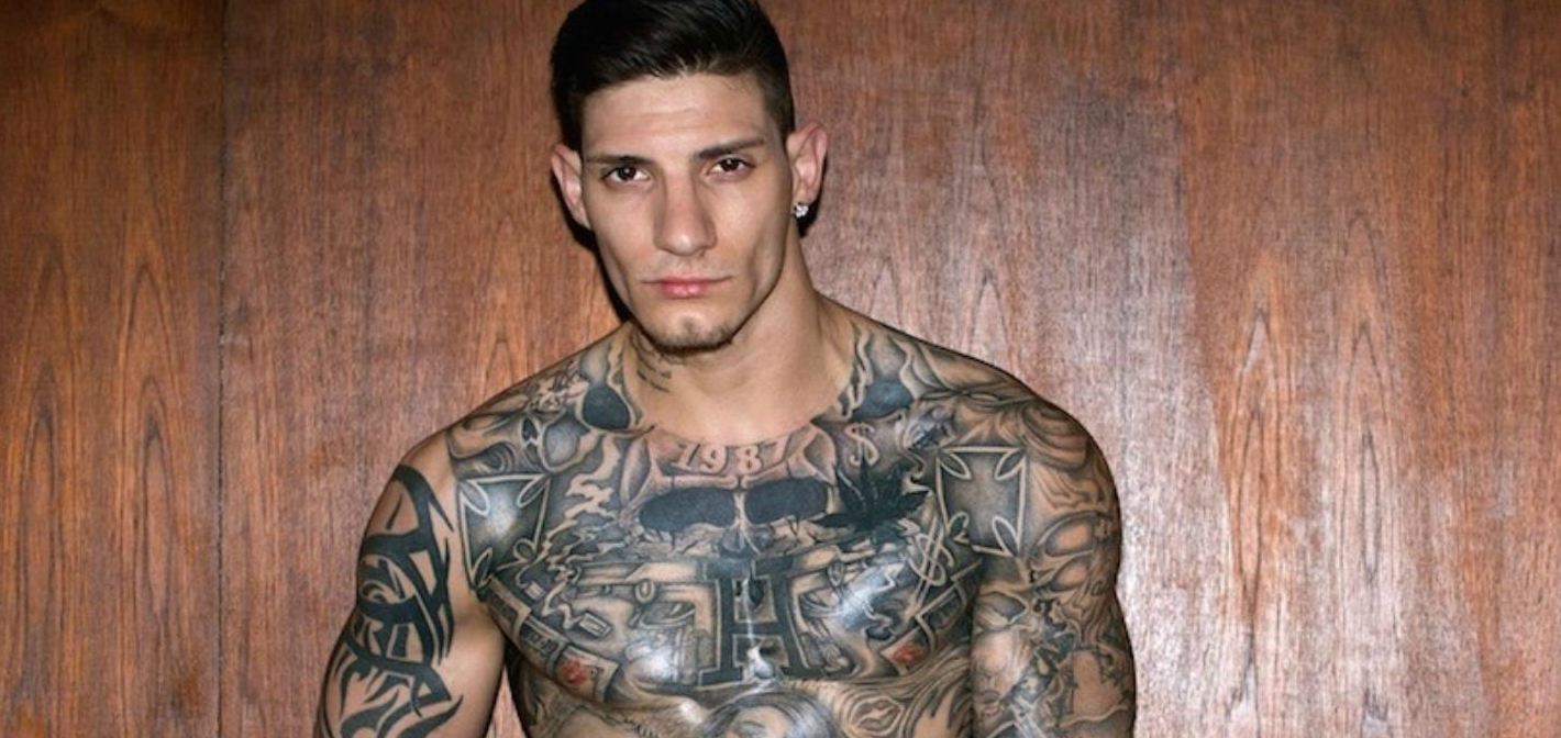 White Supremacist Gay-for-Pay Porn Star Arrested During Massive SWAT Team Raid