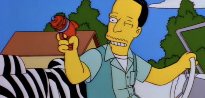 'Simpsons' John Waters gay, That 'Simpsons' Episode with John Waters was Almost Too Gay for TV