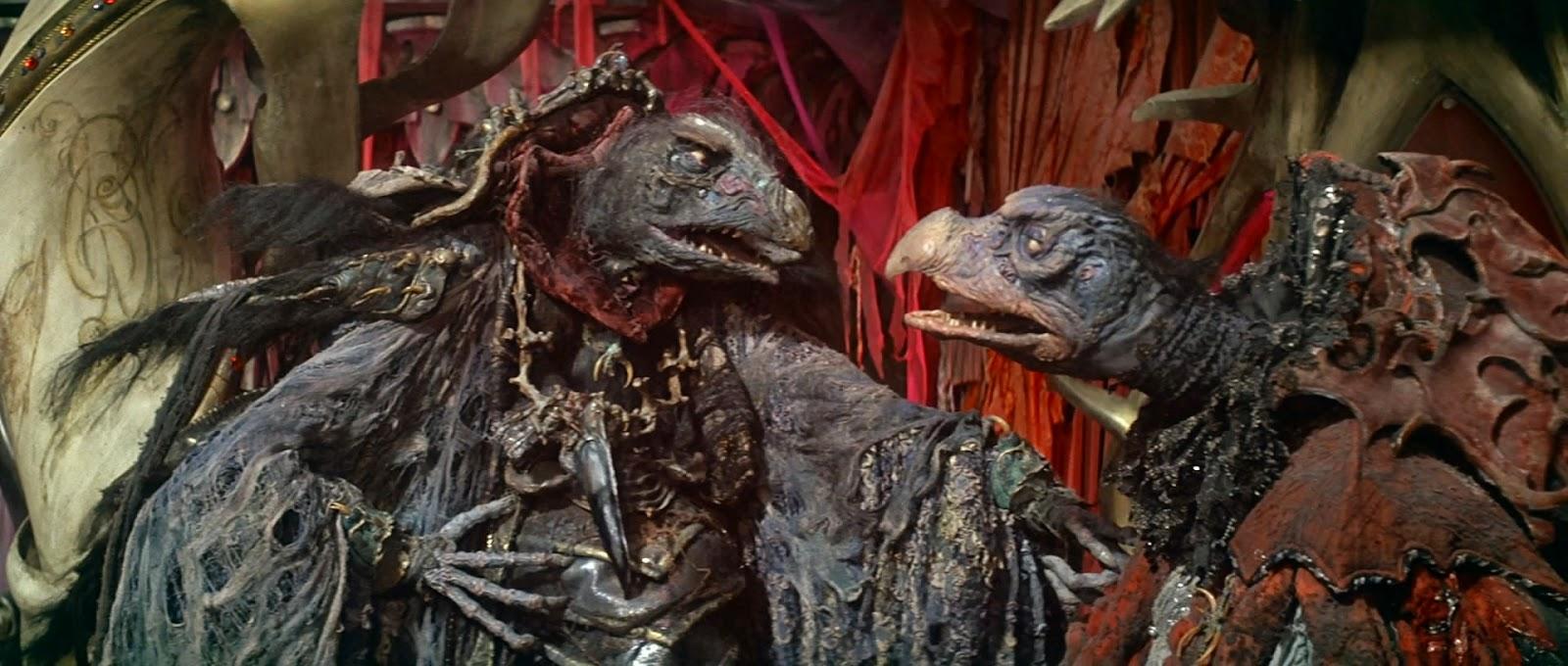 Skeksis, Dark Crystal, Jim Henson