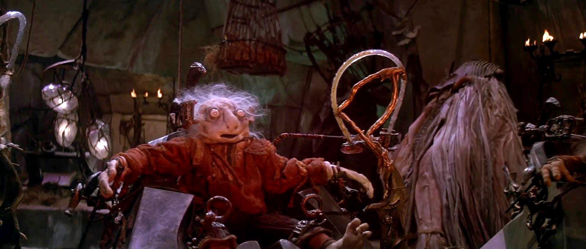 Podling, Dark Crystal, Jim Henson