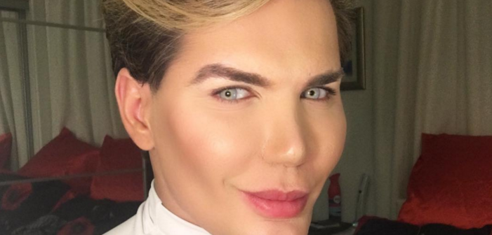 The 'Human Ken Doll' Has Had So Much Plastic Surgery He Can't Breathe