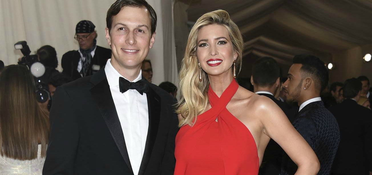Are Ivanka Trump and Jared Kushner Responsible for Saving LGBT Protections from Daddy?