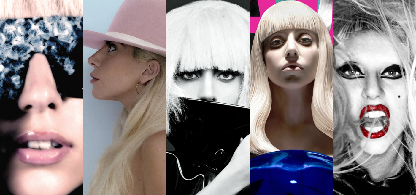 The Definitive Ranking of Every Lady Gaga Song Ever
