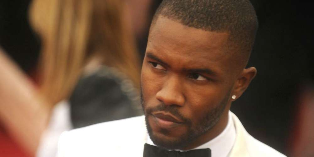 Frank Ocean's Dad Is a Total Piece of Shit and Is Suing Him for $14.5 Million