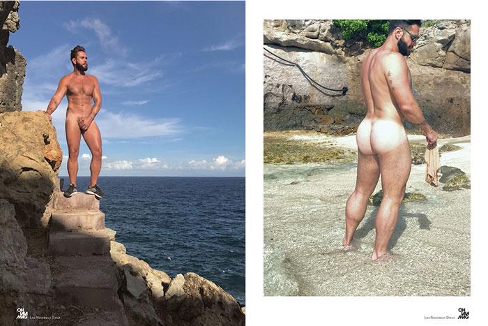 Lorenzo Martone sexy photos 1