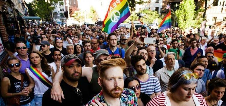 Stonewall Rally