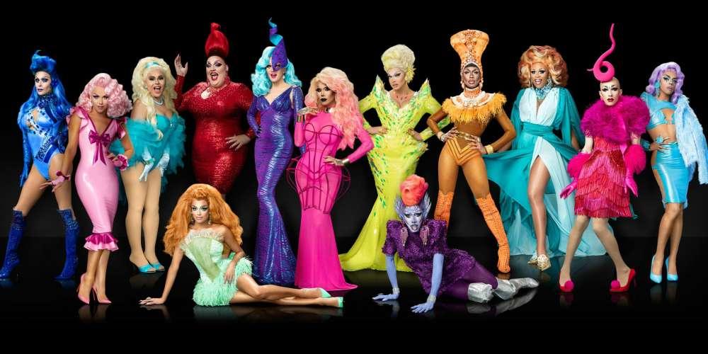 Meet the 13 Queens of 'RuPaul's Drag Race' Season 9