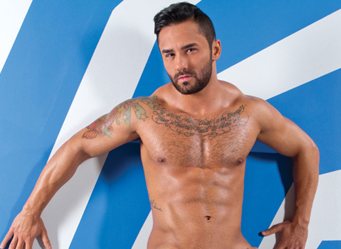 Bruno Bernal, gay porn star workout tips 15