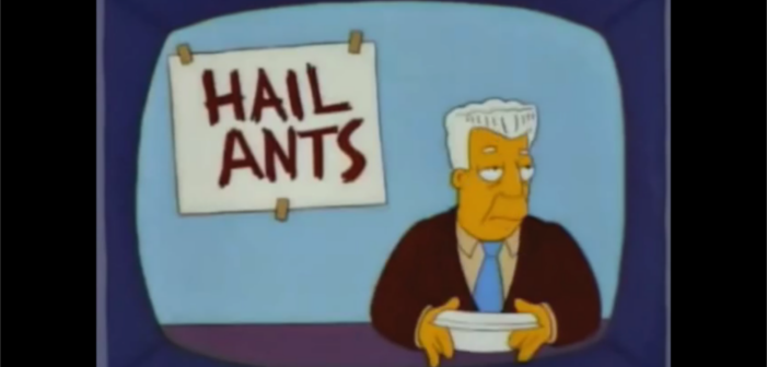protected planned parenthood with fire ants
