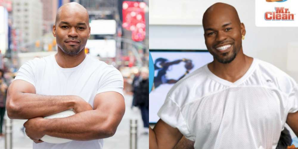 The New Mr. Clean is a Very Sexy Black Man