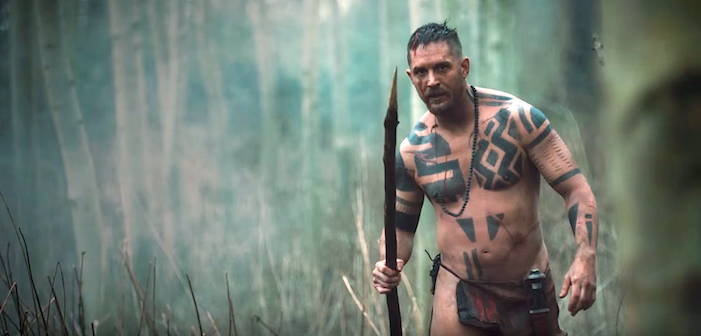 Someone Compiled All of Tom Hardy's 'Taboo' Grunts Into One Video (Swoon!)