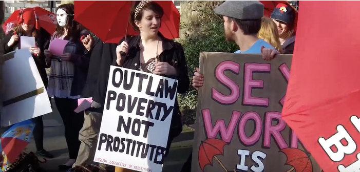 En Europe, la légalisation de la prostitution fait baisser les taux de VIH chez les travailleuses du sexe