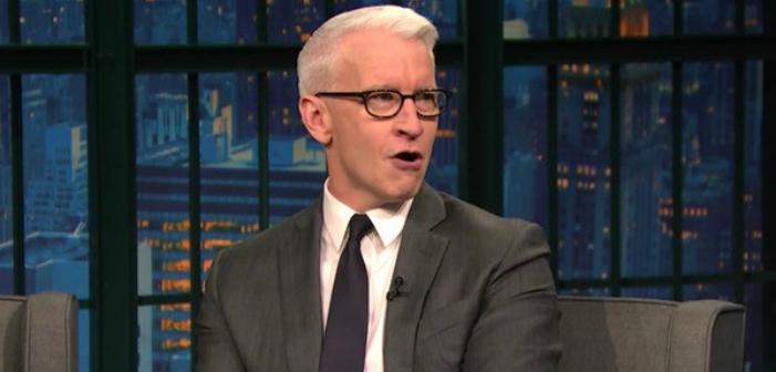 Anderson Cooper Cher