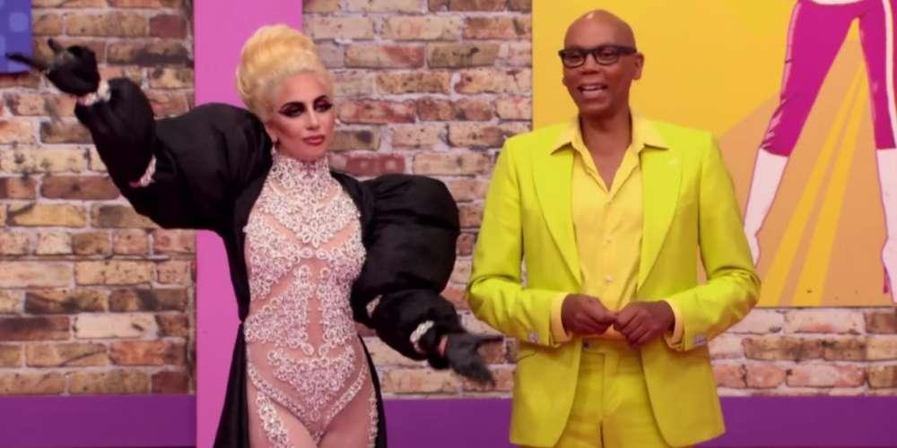 Lady Gaga Aparecerá en la Nueva Temporada de 'RuPaul's Drag Race'