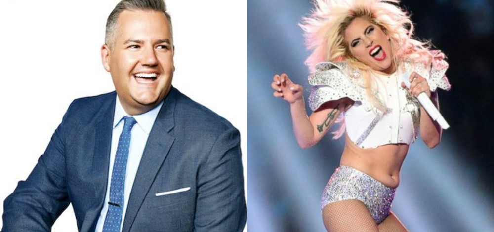 Ross Mathews Contó la Mejor Historia de Lady Gaga (Video)