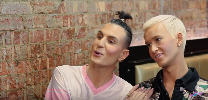 Bratavio, le duo gay de «X Factor», confie être victime d'insultes … dans les bars gays