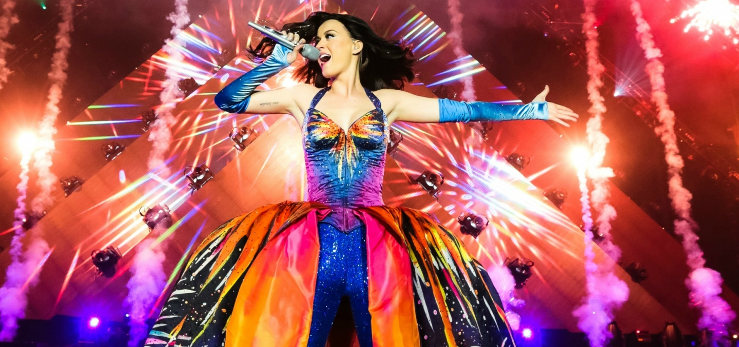 Escute a Nova Música da Katy Perry 'Chained to the Rhythm'