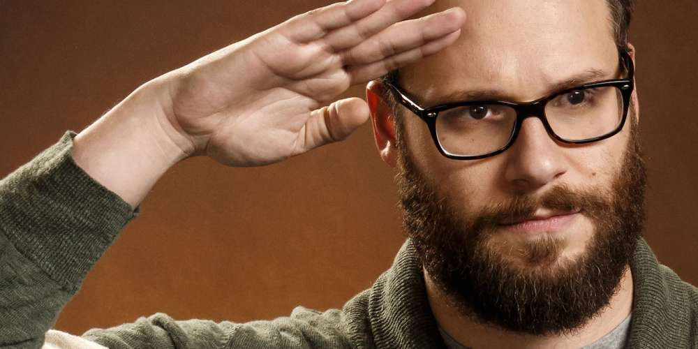Seth Rogen Is Trying to Reason with Donald Trump Jr. on Twitter, But Will It Work?
