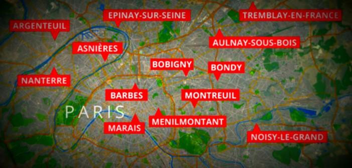 """Marais """"no-go zone"""""""