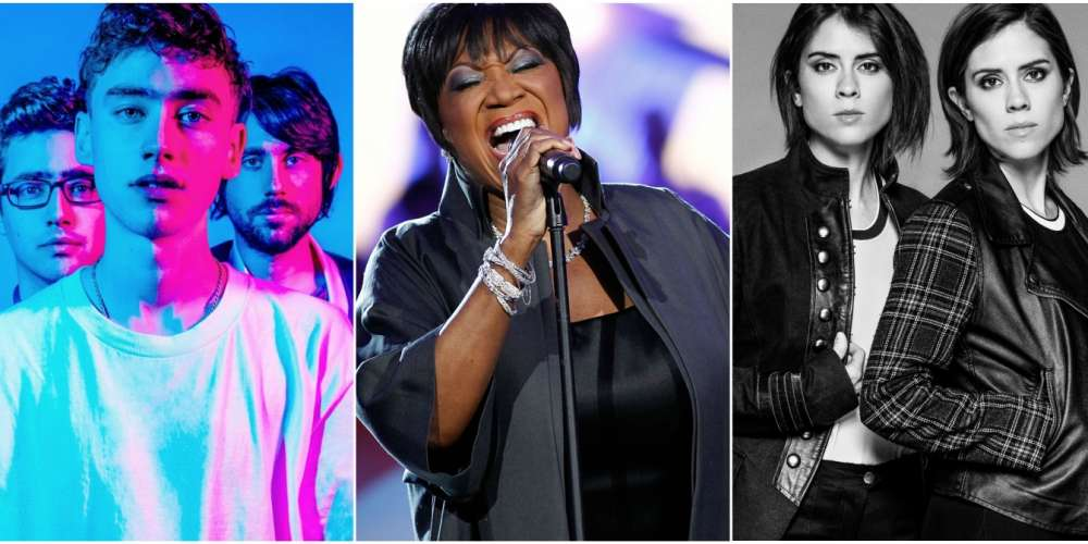Patti LaBelle, Tegan and Sara, Years & Years to Headline Revamped NYC Pride