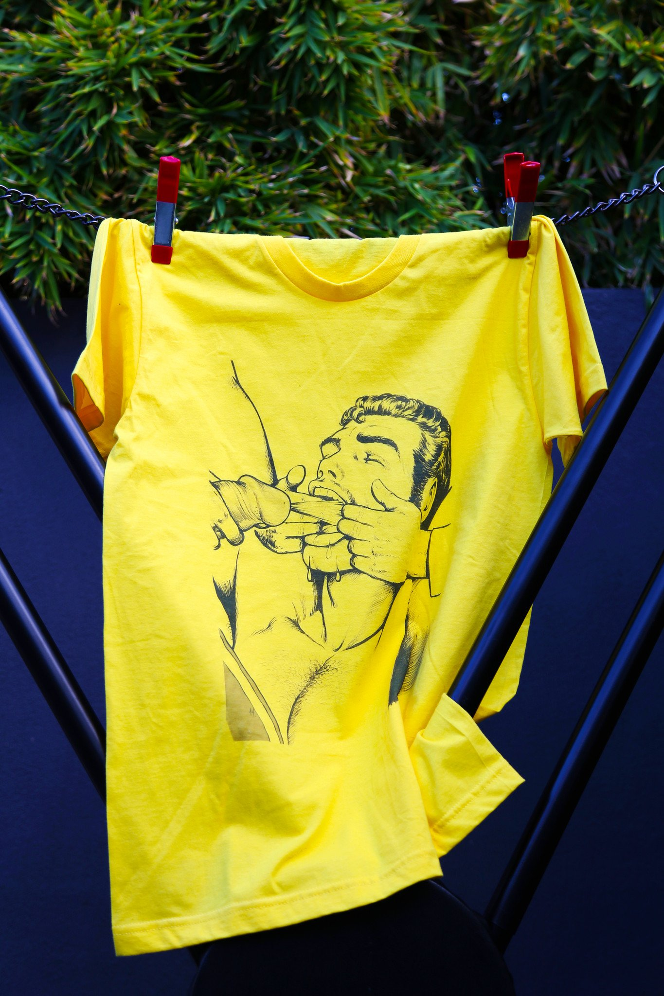 tom of finland shirt
