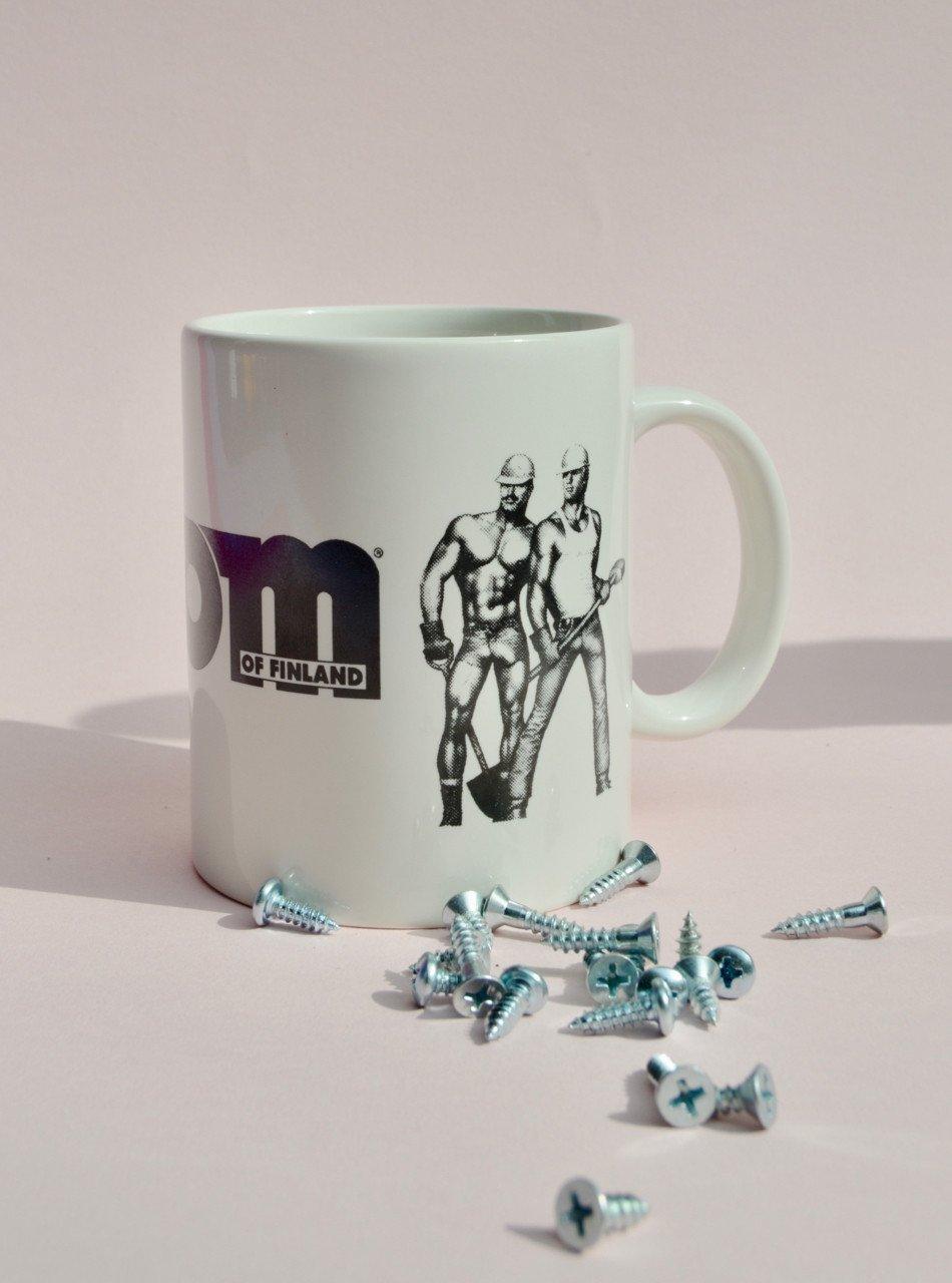 tom of finland mug