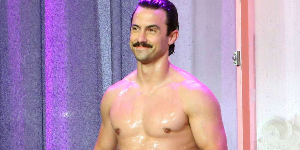 12 Sexy Photos of the Only Milo That Matters, Milo Ventimiglia