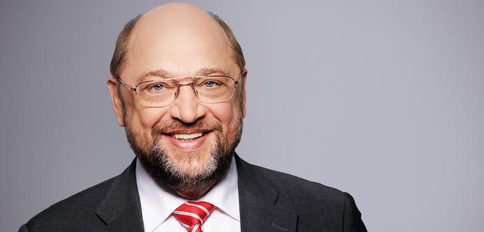Martin Schulz, candidat des socialistes allemands, favorable au mariage et à l'adoption pour les couples de même sexe