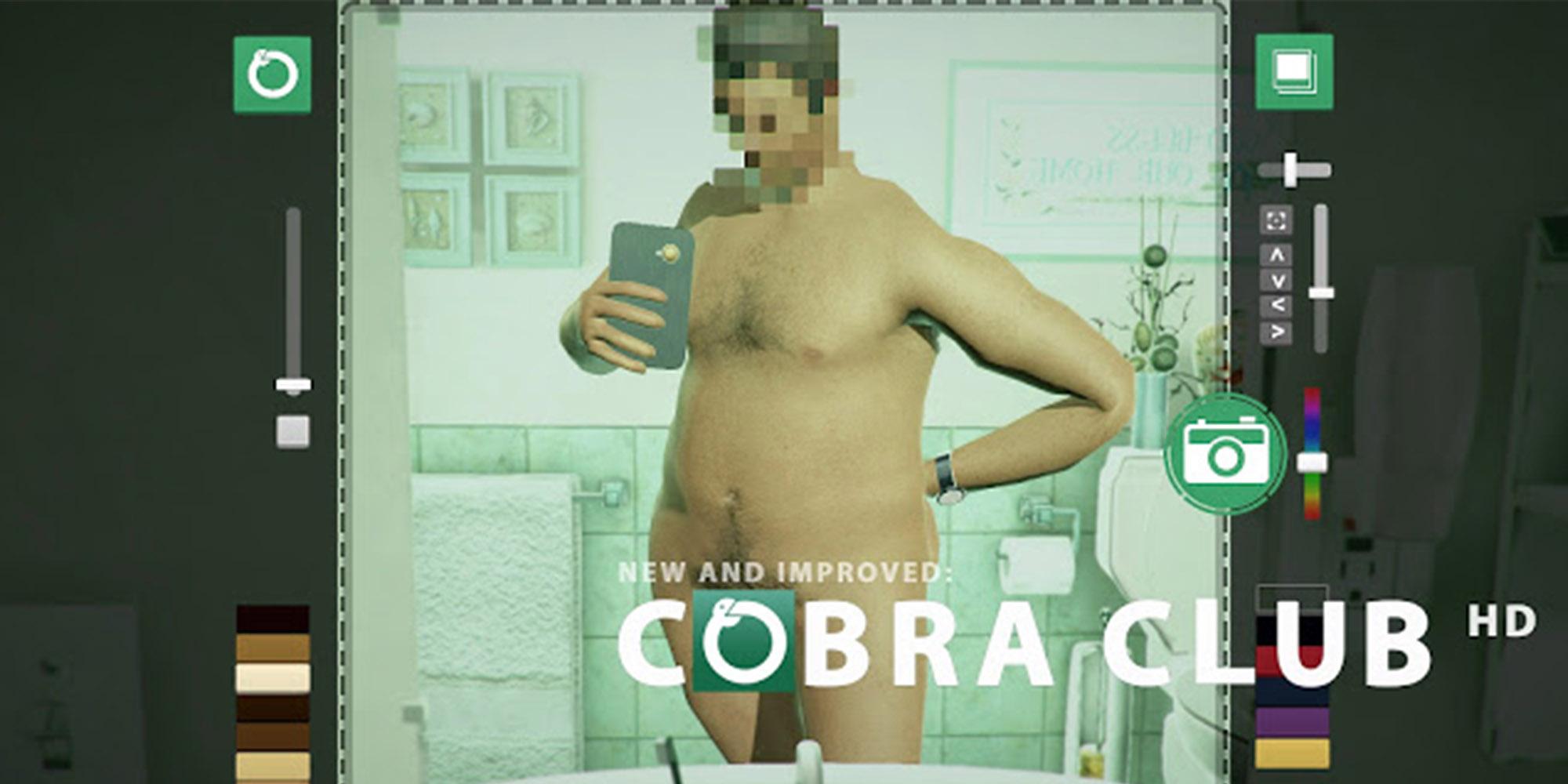 Sexy Gay Video Games, Cobra Club
