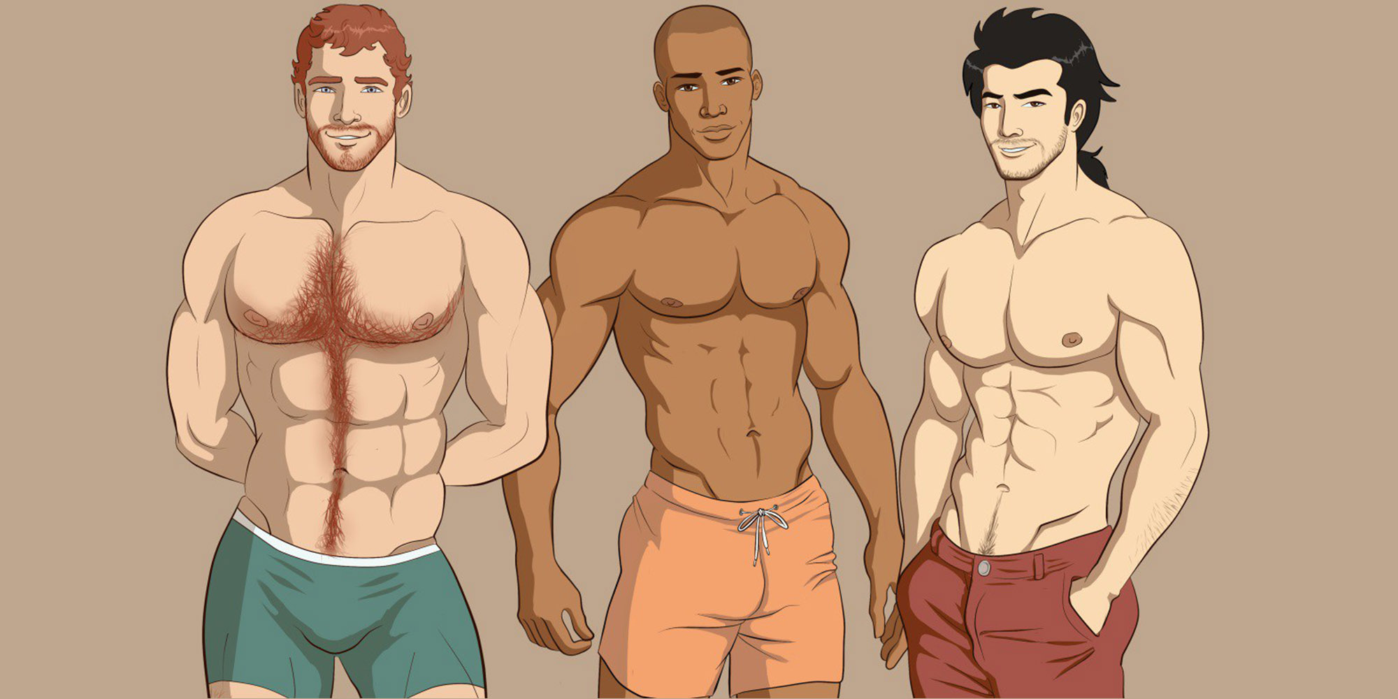 Sexy Gay Video Games, Coming Out On Top