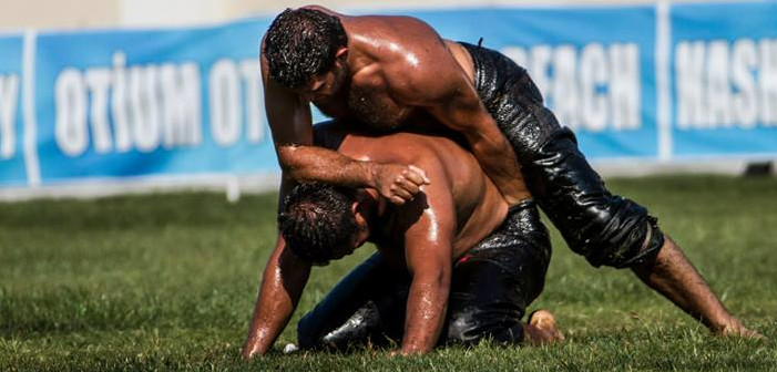 Why Turkish Oil Wrestling Absolutely Needs to Become America's National Sport