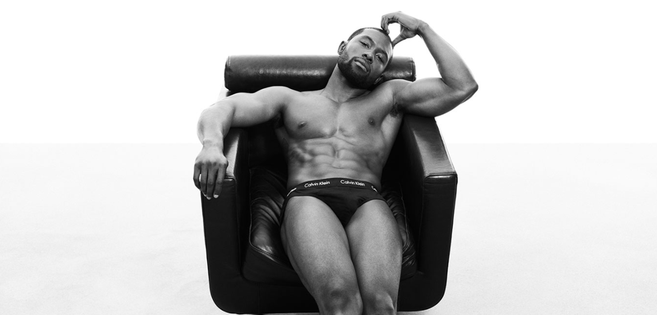 'Moonlight' Men Take It Off for Calvin Klein's Spring 2017 Underwear Campaign (Photos)
