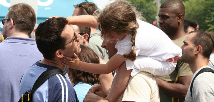 For the First Time, an Italian Court Recognizes Gay Adoptive Parents