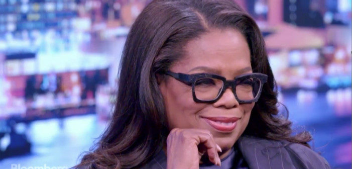 Oprah Winfrey Is Thinking About Running for President, Thanks to Trump (Video)