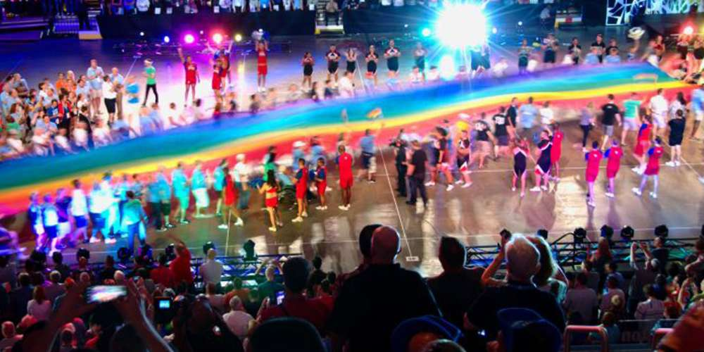 One of These 3 World Cities Will Host the 2022 Gay Games