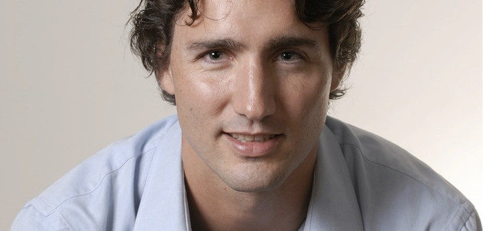 young Justin Trudeau was always sexy