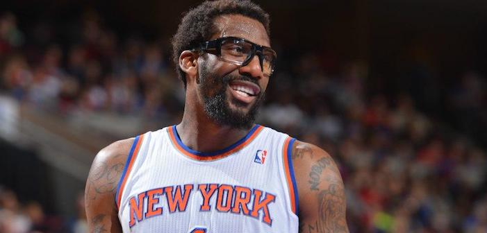 Amar'e Stoudemire on Having a Gay Teammate: 'I'd Shower Across the Street' (Video)