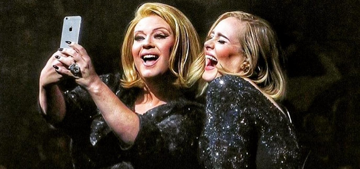 3 Times Adele Brought Drag Queen Versions of Herself Onstage (Video)
