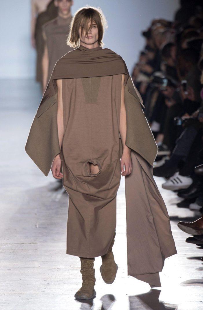 rick owens penis fashion