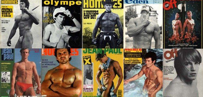 Les hommes nus, la passion d'une vie pour le journaliste et militant gay décédé Pierre Guénin (photos)