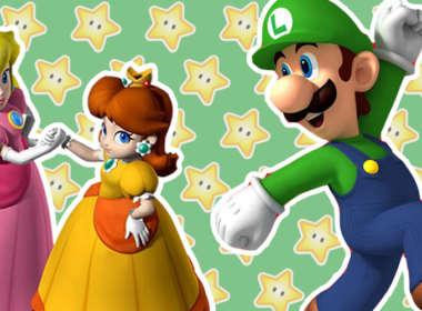 Luigi lesbian