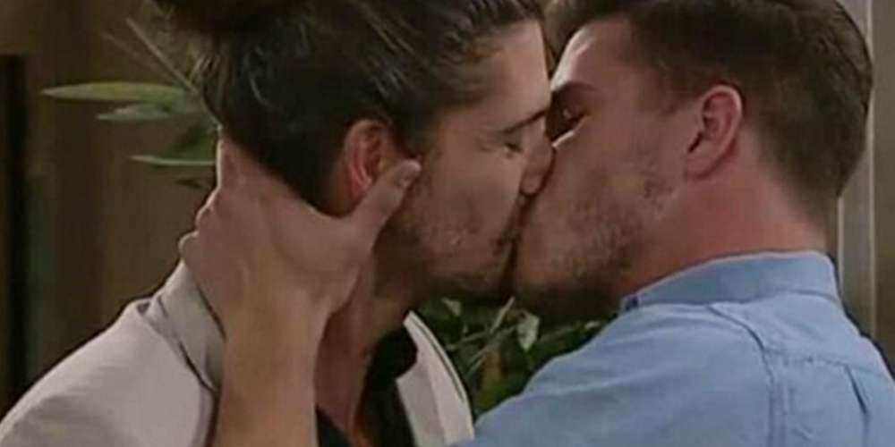 South African Soap Opera Airs Historic First Same-Sex Kiss … And It's Hot (Video)