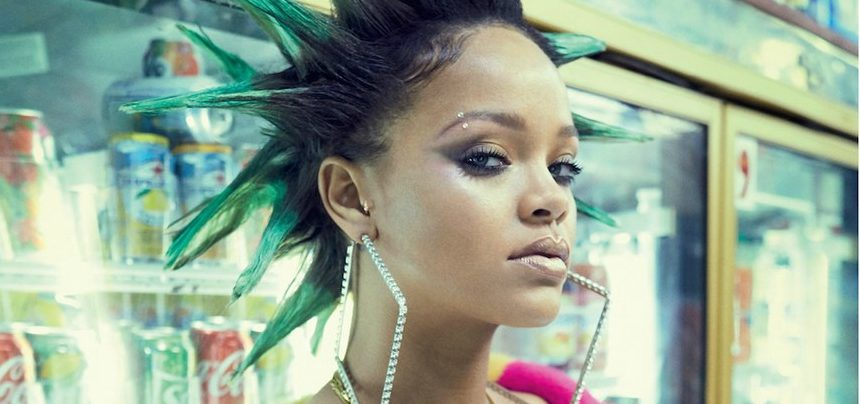 Rihanna Breaks the Rules on the March Cover of 'Paper Magazine' (Photos)