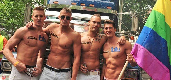 12 Eventos Gays Que Valem a Viagem em 2017