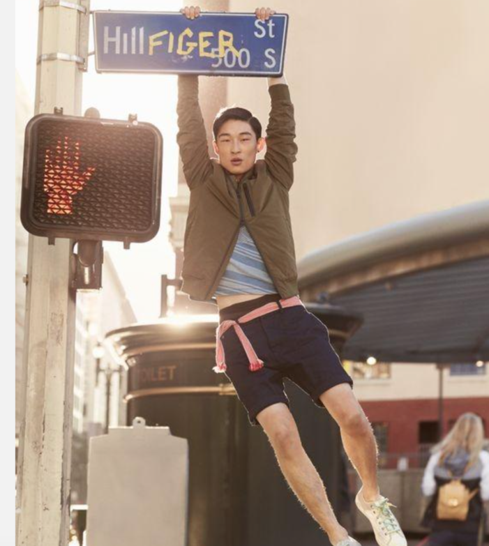 sang woo kim top male model