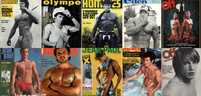 Naked Men Were the Lifetime Passion of Late Gay Publisher Pierre Guénin (Photos)