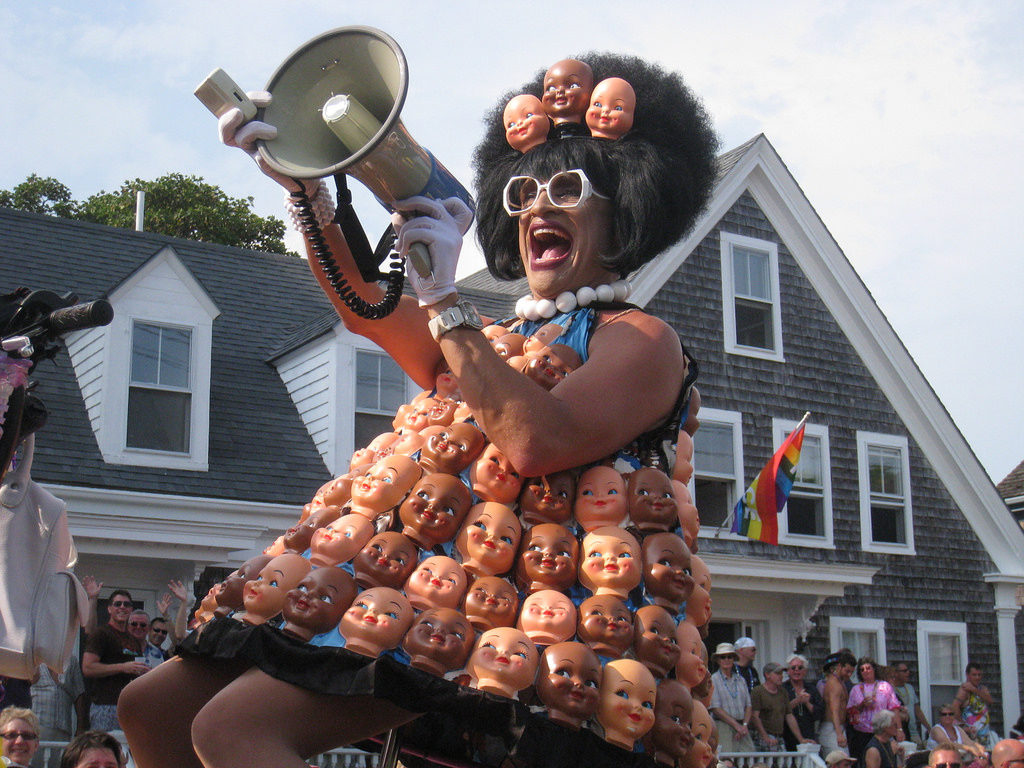 gay provincetown carnival parade