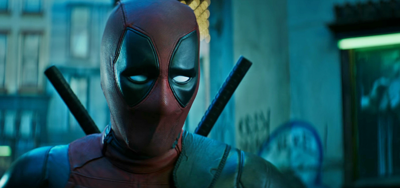 Ryan Reynolds Flashes His Delicious Naked Butt in the New 'Deadpool 2' Trailer (Video)